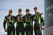 January 30-31, 2016: Daytona 24 hour: #16 Spencer Pumpelly, Justin Marks, Corey Lewis, Kaz Grala, Change Racing, Lamborghini Huracán GT3