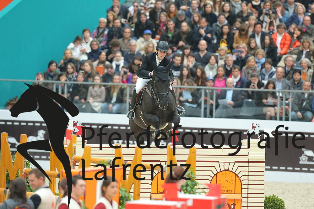 Alvarez Moya, Sergio, Wisconsin<br /> Paris - Saut Hérmes 2013<br /> © www.sportfotos-lafrentz.de/Stefan Lafrentz