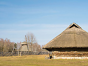 Rumšiškės is a Lithuanian heritage park near Kaunas, and exhibits a vareity of historical and cultural displays relevant to Lithuania.