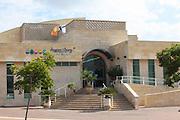 Reform synagogue in Raanana, Israel