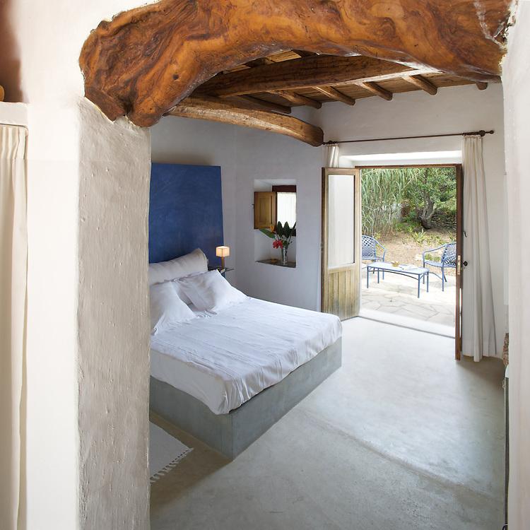 21/Junio/09 Eivissa<br /> Agroturismo Can Escandell. Habitación Sa Blava<br /> <br /> © JOAN COSTA