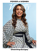 September 29, 2021 - WORLDWIDE: Channing Dungey Covers Variety Magazine Power of Women Issue