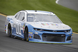 June 1, 2018 - Long Pond, Pennsylvania, United States of America - Landon Cassill (00) brings his car through the turns during practice for the Pocono 400 at Pocono Raceway in Long Pond, Pennsylvania. (Credit Image: © Chris Owens Asp Inc/ASP via ZUMA Wire)