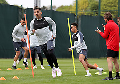 Liverpool and Barcelona Training Session - 30 Apr 2019