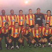 Turkish soccer team Galatasaray between Barcelona. Galatasaray's during their AliSamiYen Stadium in Istanbul/Turkey.<br /> Photo by Aykut AKICI/TurkSporFoto