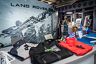 Auction items at the Sail Aid UK charity dinner this evening at Land Rover BAR in Portsmouth, the home of Sir Ben Ainslie's America's Cup team. The Sail Aid UK charity was created following the devastating hurricanes that struck the Caribbean in September this year. Their mission is to help those Islands and their communities that were so tragically affected by the hurricanes to rebuild, restore, and regenerate their communities, be it through educational, health and welfare, building, or tourism promotion projects.<br /> Picture date: Saturday November 11, 2017.<br /> Photograph by Christopher Ison ©<br /> 07544044177<br /> chris@christopherison.com<br /> www.christopherison.com