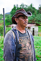 This Kelabit man emerged from the dense jungle surrounding Bario after a day of hunting.