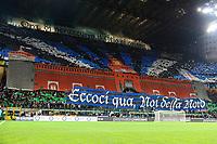 Coreografia tifosi Inter<br /> Milano 19-04-2015 Stadio Giuseppe Meazza - Football Calcio Serie A Inter - Milan. Foto Giuseppe Celeste / Insidefoto
