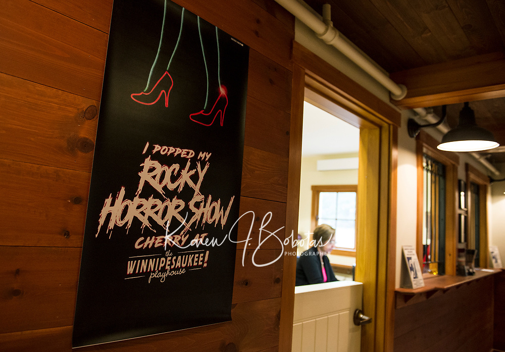 """The Summer Professional Theater season will begin with the production of """"Rocky Horror Show"""" at the Winnipesaukee Playhouse beginning June 14th.  (Karen Bobotas/for the Laconia Daily Sun)"""