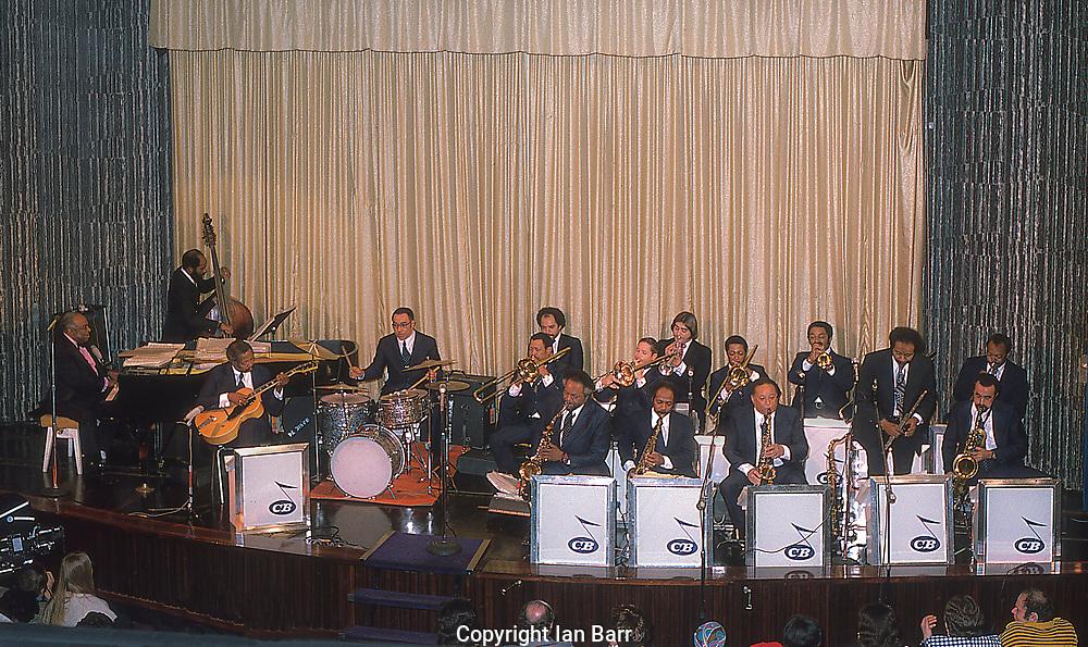 Count Basie Orchestra, 1974 SS.Rotterdam Jazz Cruise.