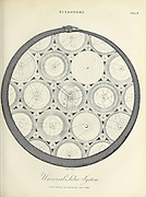 Astronomy - Universal Solar System Copperplate engraving From the Encyclopaedia Londinensis or, Universal dictionary of arts, sciences, and literature; Volume II;  Edited by Wilkes, John. Published in London in 1810