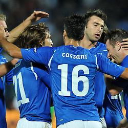 20111011: ITA, Football - UEFA EURO 2012 Qualfying match, Italy vs Northern Ireland