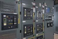 Mechanical Space image at Manassas Data Center DC6