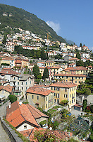 Hillside, Moltrasio, Lake Como, Italy, sunny, October 2014, 20141002<br />
