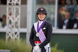 Dufour Cathrine, DEN<br /> European Championship Dressage Hagen 2021<br /> © Hippo Foto - Dirk Caremans<br /> 11/09/2021