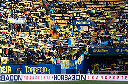 January 20, 2019 - Villarreal, Castellon, Spain - Villarreal fanatics during the La Liga Santander match between Villarreal and Athletic Club de Bilbao at La Ceramica Stadium on Jenuary 20, 2019 in Vila-real, Spain. (Credit Image: © Maria Jose Segovia/NurPhoto via ZUMA Press)