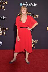 July 30, 2018 - Burbank, Kalifornien, USA - Allison Schroeder bei der Premiere des Kinofilms 'Christopher Robin' in den Walt Disney Studios. Burbank, 30.07.2018 (Credit Image: © Future-Image via ZUMA Press)