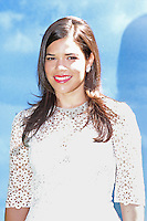 America Ferrera, How To Train Your Dragon 2 - UK Premiere, VUE West End, London UK, 22 June 2014, Photo by Brett D. Cove