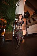 ALIONOVA ADRIANOVA, Gala Opening of RA Now. Royal Academy of Arts,  8 October 2012.