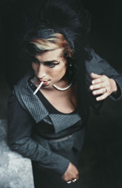 Amy Winehouse  July 2009