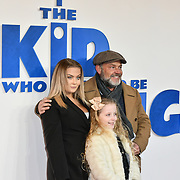 John Thompson Arrives at The Kid Who Would Be King on 3 February 2019 at ODEON Luxe Leicester Square, London, UK.