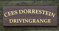 BOSCH EN DUIN - Cees Dorrestein Drivingrange. Golfclub de Pan bij Utrecht. COPYRIGHT KOEN SUYK