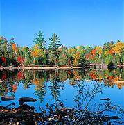 Autumn Reflections, Main Highlands