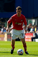 Photo: Alan Crowhurst.<br />Wycombe Wanderers v Wrexham. Coca Cola League 2.<br />05/08/2006. Wrexham's Chris Llewellyn.