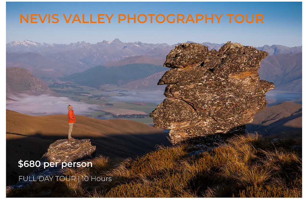 Full day photography tour
