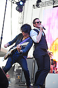Washington, D.C. - A recently reunited Stone Temple Pilots headline the 2010 DC101 Chili Cookoff at RFK Stadium on the eve of the release of their self titled album.