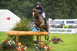 Townend Olivier, (GBR), Fenyas Elegance<br /> Longines FEI European Eventing Chamionship 2015 <br /> Blair Castle<br /> © Hippo Foto - Jon Stroud