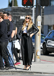 Heidi Klum is seen in Los Angeles, California. NON-EXCLUSIVE Feb 19, 2018. 19 Feb 2019 Pictured: Heidi Klum. Photo credit: PG/BauerGriffin.com / MEGA TheMegaAgency.com +1 888 505 6342