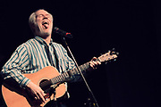Loudon Wainwright III live at Kent Stage, concert photography by Akron music photographer Mara Robinson