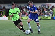 Forest Green Rovers v Leeds United 170718