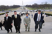 "2002 Miami Hurricanes ""Champions Day"" at the White House, Capitol and other landmarks"