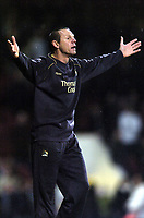 Photo: Olly Greenwood.<br />West Ham United v Manchester City. The Barclays Premiership. 30/12/2006. Manchester City's manager Stuart Pearce