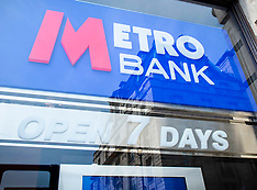 Metro Bank 15th May 2019