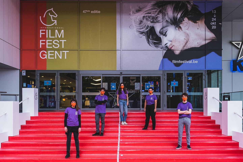 Film Fest Gent - Dag0:(13:10:2020)