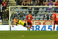 Wigan Athletic v Milton Keynes Dons 040114
