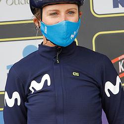 04-04-2021: Wielrennen: Ronde van Vlaanderen (Vrouwen): Oudenaarde <br />Annemiek van Vleuten