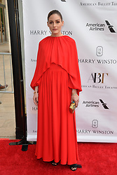 May 20, 2019 - New York, NY, USA - May 20, 2019  New York City..Olivia Palermo attending arrivals to the American Ballet Theater  Spring Gala at the Metropolitan Opera House in Lincoln Center on May 20, 2019 in New York City. (Credit Image: © Kristin Callahan/Ace Pictures via ZUMA Press)