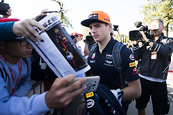 September 3, 2017 - Monza, Italy - Motorsports: FIA Formula One World Championship 2017, Grand Prix of Italy, ..#33 Max Verstappen (NLD, Red Bull Racing) (Credit Image: © Hoch Zwei via ZUMA Wire)