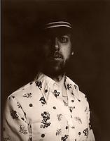 Selvportrett.<br /> Foto: Svein Ove Ekornesvåg