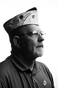 Danny C. Evans<br /> Marine Corps<br /> Sgt.Maj. (E-9)<br /> Infantry<br /> 1968-1996<br /> Vietnam and Beirut<br /> <br /> Veterans Portrait Project<br /> Louisville, KY<br /> VFW Convention <br /> (Photos by Stacy L. Pearsall)