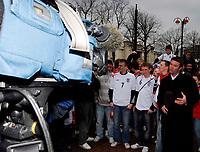 Photo: Alan Crowhurst.<br />England U21 v Italy U21. International Friendly. 24/03/2007. A media event.