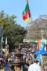 Movimento de público na 42ª Expointer, que ocorre entre 24 de agosto e 01 de setembro de 2019 no Parque de Exposições Assis Brasil, em Esteio. FOTO: André Feltes / Agência Preview