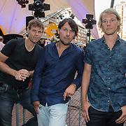 NLD/Amstelveen/20140610 - TROS Muziekfeest op het Plein 2014 Amstelveen, 3 J's