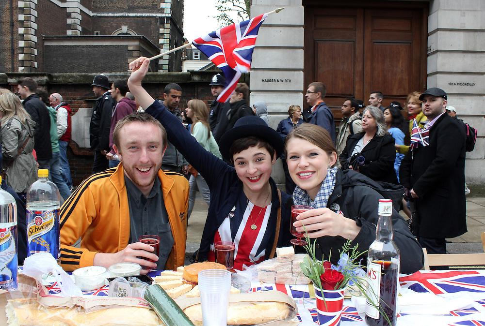Queen's Diamond Jubilee 2012