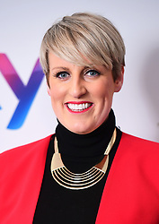 Steph McGovern attending the TRIC Awards 2019 50th Birthday Celebration held at the Grosvenor House Hotel, London.