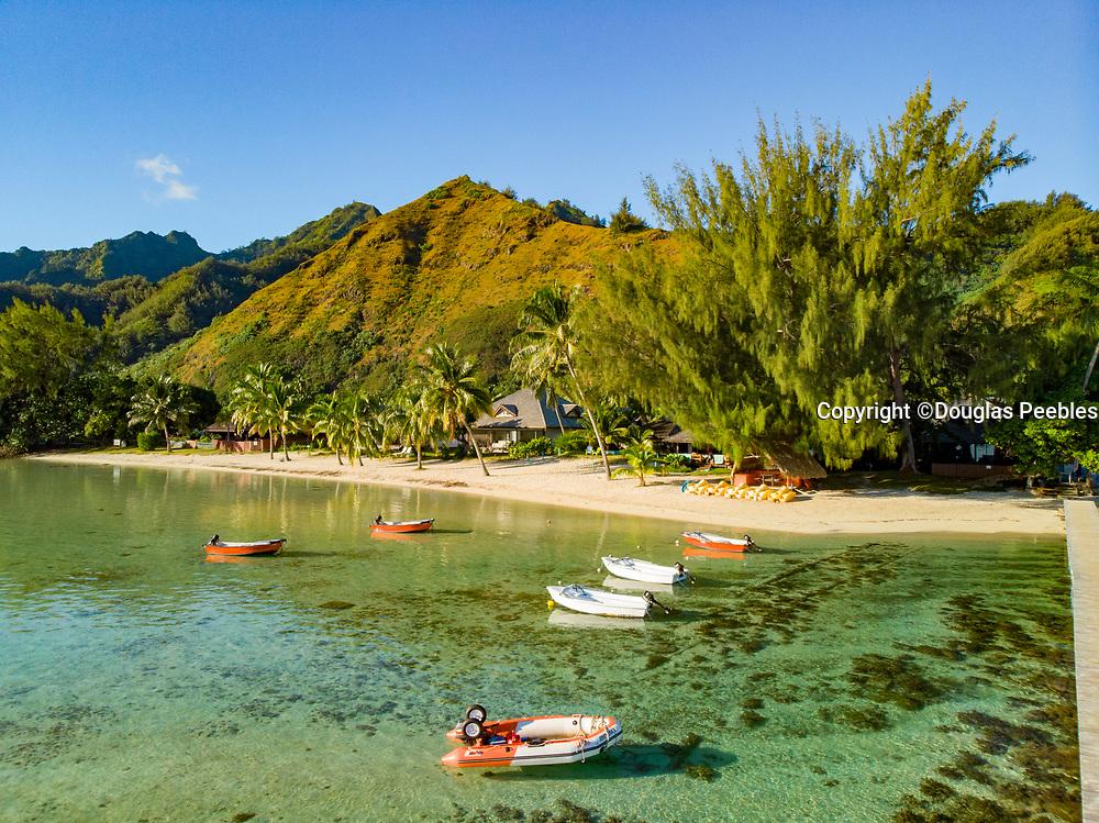 Tiahura, Moorea, French Polynesia, South Pacific